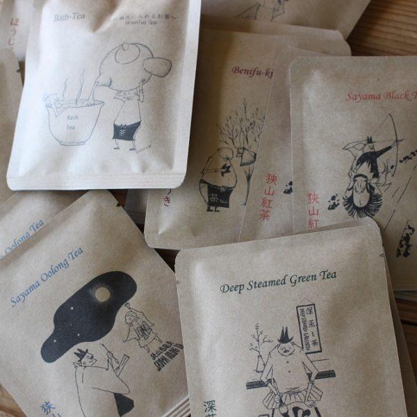 四十八、今週末からデビューします!『日本茶×キューブ』