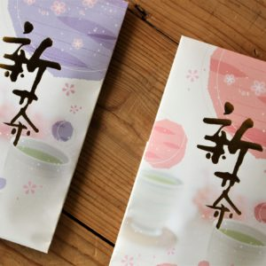百十四、100g販売の『抹茶入り玄米茶』が完全に変わります!